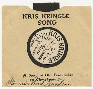 Kris Kringle Song