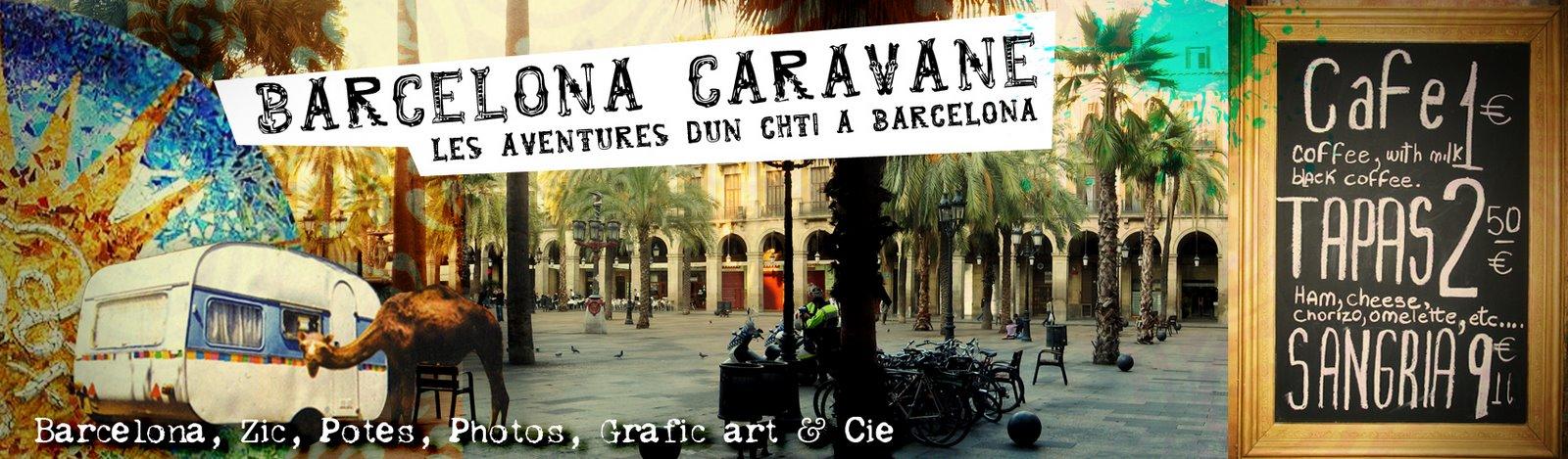 Un chtimi a Barcelona!