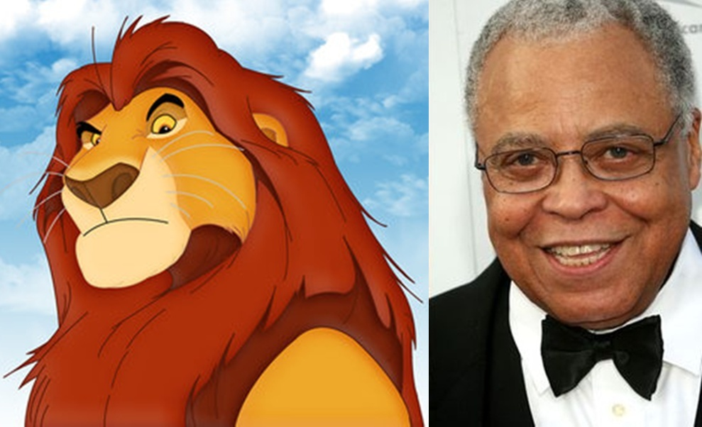 James Earl Jones - Images Gallery