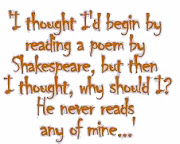 Shakespeare thought the same...sigh