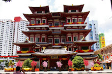 China Town - Buddhist Temple