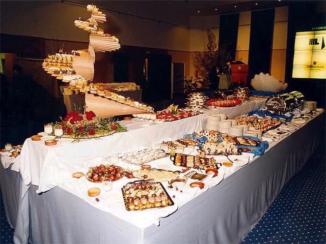 fiestas con encanto decoraci n de un buffet