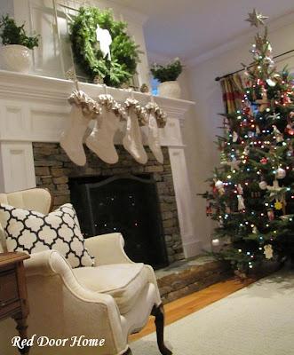 Red Door Home The Christmas Tree Shuffle