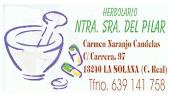Herbolario Nstra Señora del Pilar