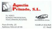 Agustin Peinado