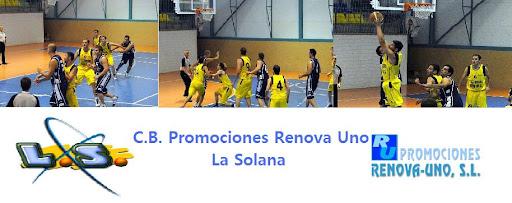Club Baloncesto Promociones Renova Uno La Solana