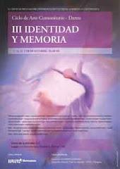 III IDENTIDAD Y MEMORIA 2009