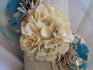 At the butterfly ball paper flower tutorial using vintage sewing paper flower tutorial using vintage sewing patterns part 2 mightylinksfo
