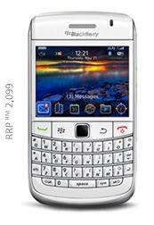 BLACKBERRY 9700 WHITE