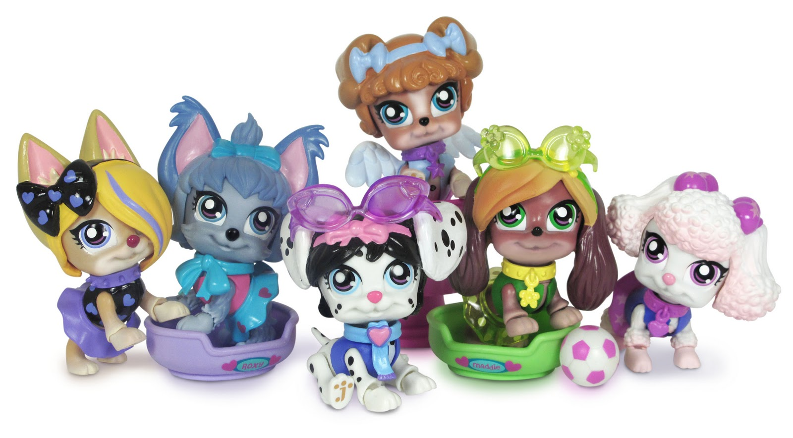 Dad Of Divas Reviews Mix Pups Move Over Littlest Pet Shop