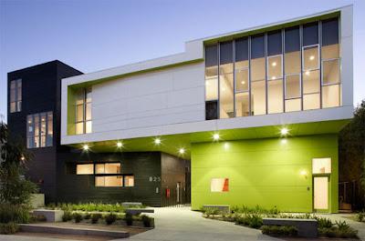 Modern Multi Family House Design - Home Interior Design