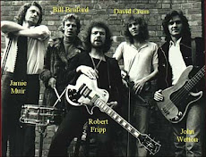 Robert Fripp y King Crimson