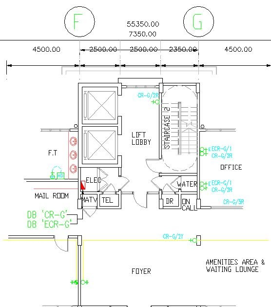 Electrical Installation Wiring Pictures  Building U2019s Electrical Rooms Layout