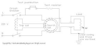 elcb connection diagram elcb image wiring diagram elcb and mcb wiring diagram images on elcb connection diagram