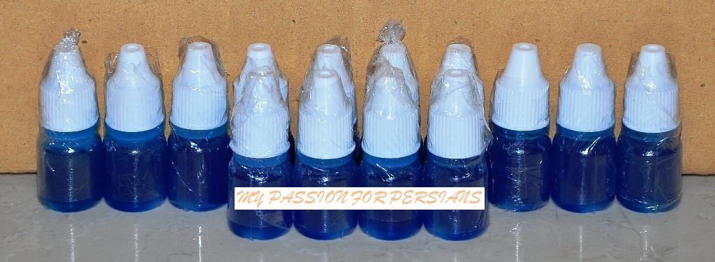 ubat kutu cecair biru berkesan atau tidak