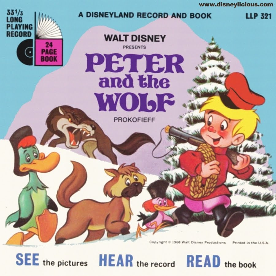 worksheet Peter And The Wolf Worksheet the fantastic five peter and wolf mini unit