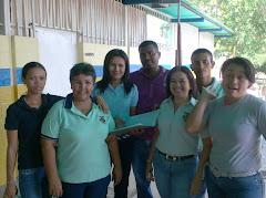 Bienvenidos al 2010 son los deseo del Personal Administrativo y Auxiliar