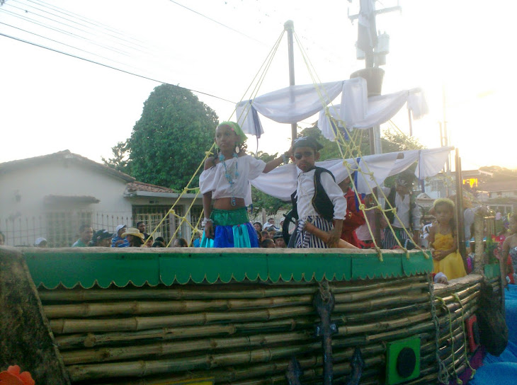 Carnavales San Carlos 2010