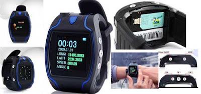 GPS Cellphone Wrist Watch