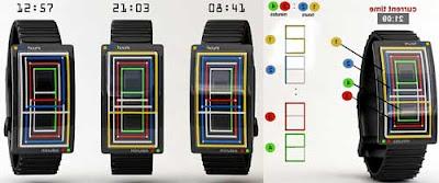 Relógio Maze Of Time