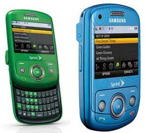 Samsung Reclaim M560