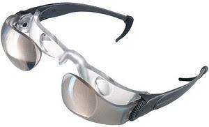Óculos telescopico