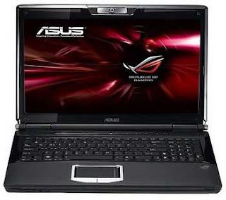 laptop Asus 3D