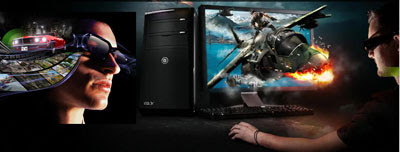 PC NVIDIA 3D Vision