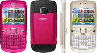 Nokia C3 características