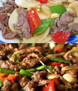 Torta de carne y hongos xiang gu rou bing