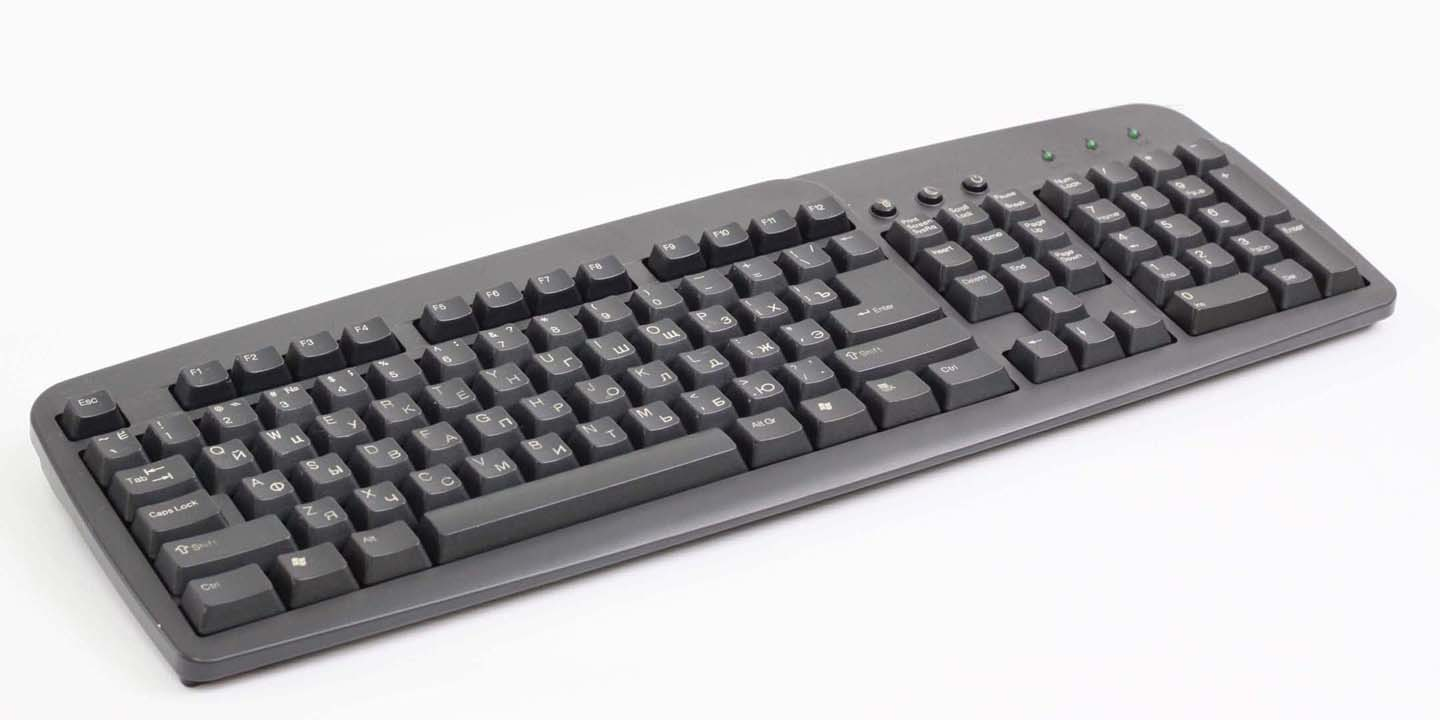 8 input devices for computers