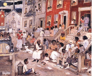 an overview of the harlem renaissance period The harlem renaissance refers to the cultural, artistic and social expression that defined the new york neighborhood of harlem between world war i and the 1930s.