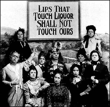 Prohibition supporters
