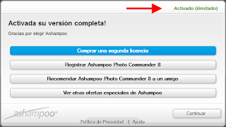 Ashampoo® Photo Commander v8.10 Multilenguaje (Español), Panorámicas y Álbumes Virtuales 1