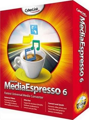 Cyberlink MediaEspresso 6 v6.0.07 ML (Español)