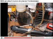 Nuevo generador HHO