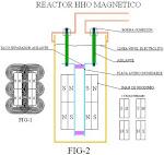 Reactor HHO magnético