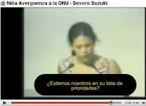 @ Niña Avergüenza a la ONU - Severn Suzuki