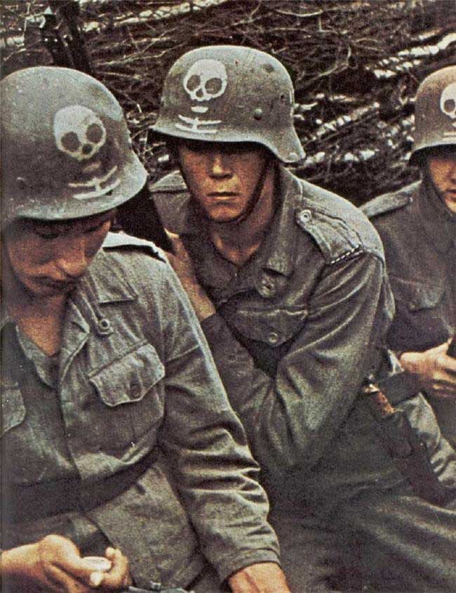 World War 2 German Soldiers