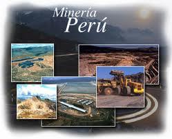 MINERIA EN EL PERU.