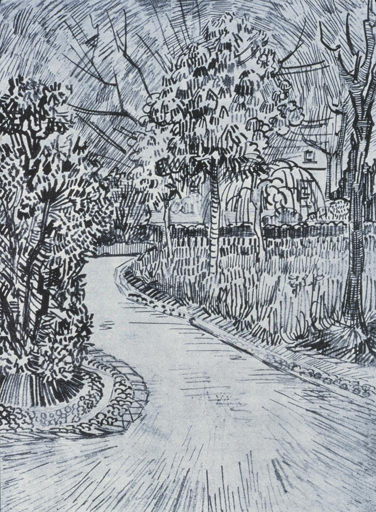 Drawing 1 and 2: Van G...