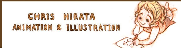 Chris Hirata l Animation & Illustration