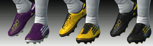Pes 2010 - Adidas F50 adiZero Boots Preview