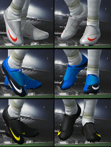Pes 2010 - Nike MV IV Boots Preview