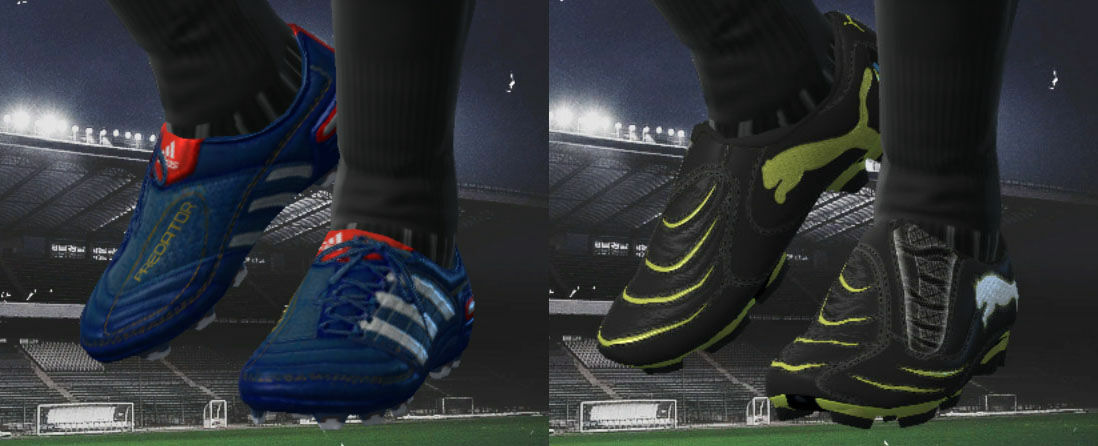 Pes 2010 - 2 Boots Preview