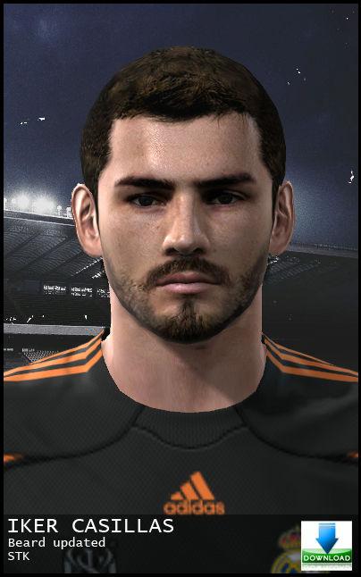 Casillas Face Preview