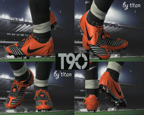 Nike T90 Laser Preview
