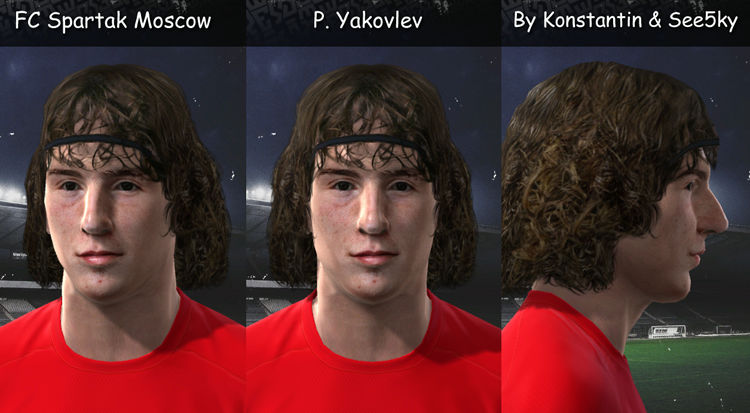 Yakovlev Face Preview
