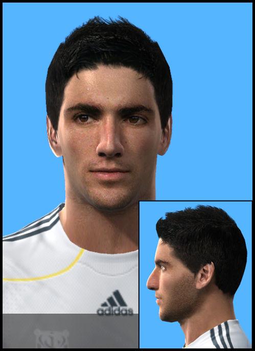 Higuain Face Preview