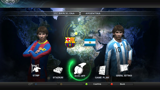 Дата выхода Pro Evolution Soccer 2011 Demo.  New PES 2011 Screens.